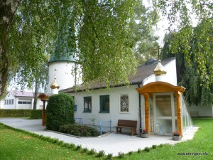 Die Russ. Ortho. Kirche in Ettringen