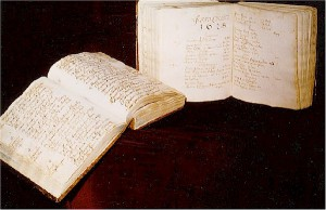 Kirchenbücher von 1628