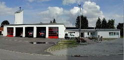 Neues Feuerwehrhaus in der Welfenstraße