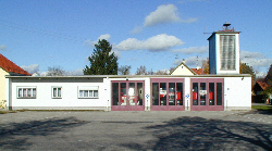 Altes Feuerwehrhaus in der Schulstraße