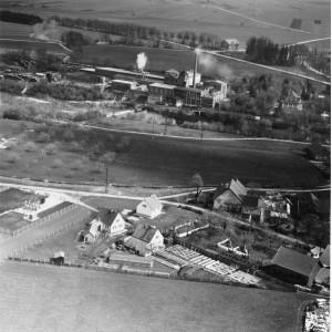 Ehemalige Kalkbrennerei 1957