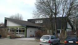 Neuer Kindergarten in der Watzmannstraße