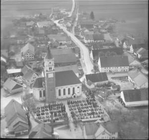 Kirche, Fuchsschmiede, Bader 1957