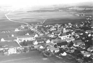 Ortsansicht 1957