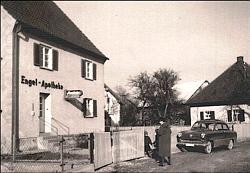 Alte Apotheke in der Stauferstraße