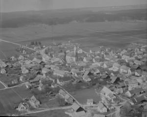 Ortszentrum 1957