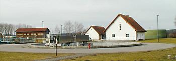 Kläranlage und Wertstoffhof