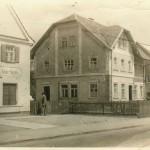 Polizeistation Hauptstraße 17, später Praxis Dr. Wolf