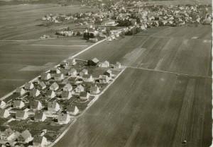 Westsiedlung um 1960