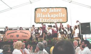 Festabend mit der Blaskapelle Ettringen / Eifel
