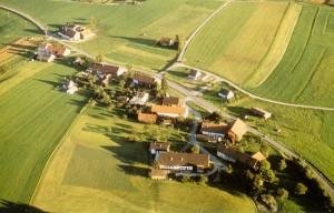 Luftaufnahme 1977