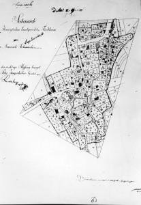 Ortsansicht 1830