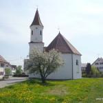 St. Anna Kapelle von Norden