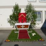 Altar von der Raiffeisenbank