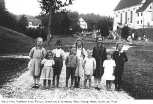 Kinder von Kirchsiebnach
