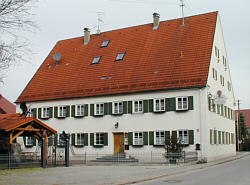"""Gasthaus """"Zum Mohren"""" 2003"""
