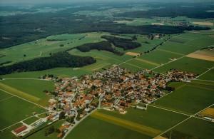 Luftaufnahme von 2001