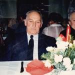 Altbürgermeister und Ehrenbürger Hubert Sirch mit Gattin