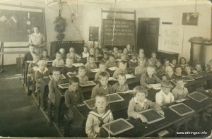 Klassenfoto 1934