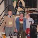 v.l.: Buchberger Otto, Kast Anton, Zacher Karl