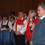 Abschied vom aktiven Sängerleben von Roland Mühlbauer und Mathäus Schwarzenbacher