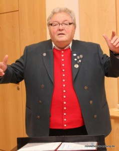 Als Dirigent ist Thomas Müller aus Ettringen weithin bekannt.