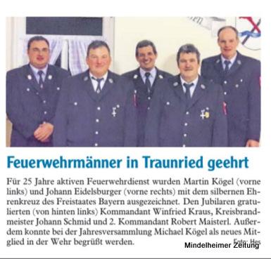 Mindelheimer Zeitung vom 08.04.16