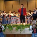 """Beim """"Böhmischer Traum"""" standen die Solisten im Publikum"""