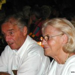 Dr. Martin Kleint mit Ehefrau Maria