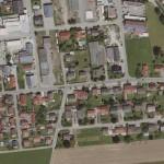 Satellitenaufnahme 2016 Bayern Atlas