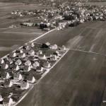 Westsiedlung in den 60ern