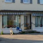 05.07.16 - Das über 19 Monate als Asylbwerberheim genutzte Gebäude wurde heute geräumt.