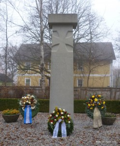 Kriegerdenkmal in Ettringen