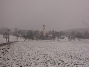Winter in KS