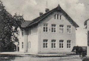 Früherer Kindergarten (Gelbes Haus)