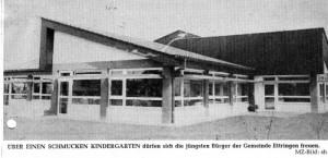 Kindergarten 1979