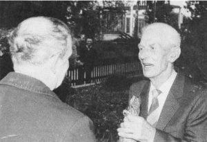 Altbürgermeister Alois Hartmann wird 75 Jahre