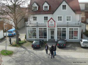 12.04.17  Bayerisches Fernsehen dreht in Ettringen