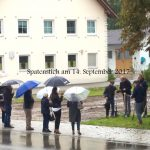 "Spatenstich ""Soziale Mitte"" 14.09.17"