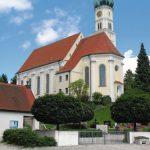 Die Wallfahrskirche St. Georg in Kirchsiebnach. Bild: Augsburger Allgemeine