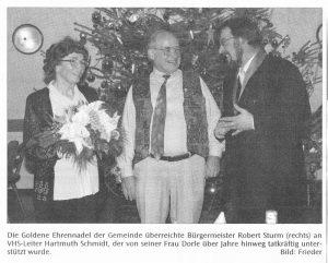 Mindelheimer Zeitung Dez. 2001