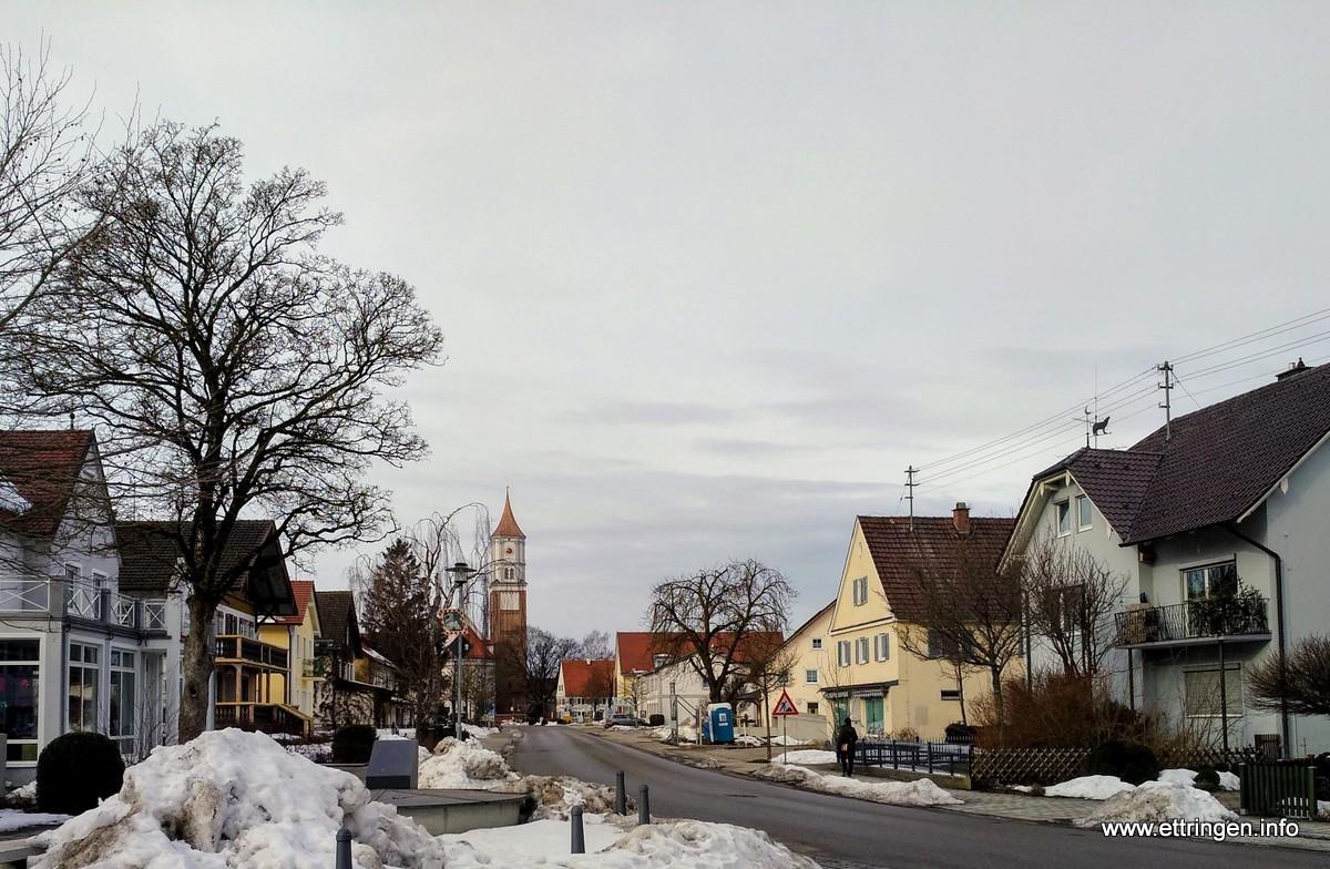 Kerlerkurve (Brunnenplatz) am 10.02.2019