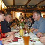 Festabend im Gasthaus Kraus