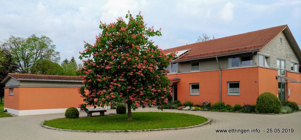Pfarrheim in Ettringen