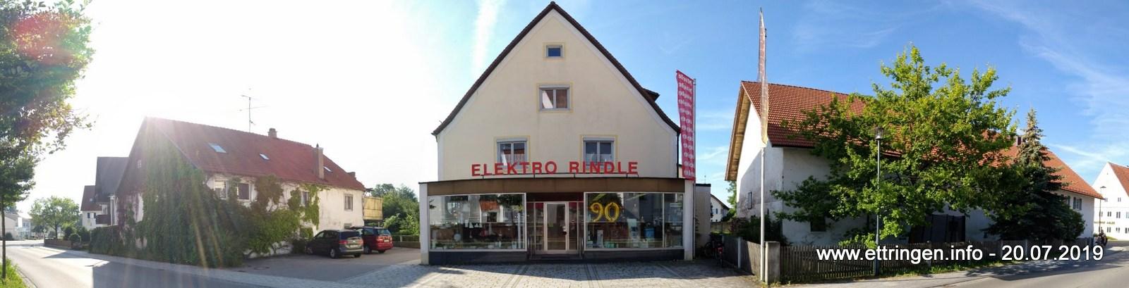 90 Jahre Elektro Rindle