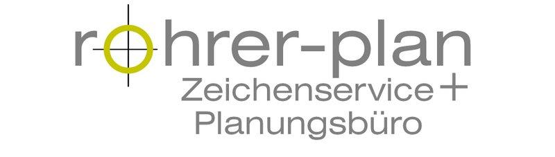 rohrer-plan Zeichenservice