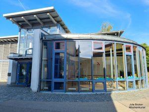 Die Albert-Schweitzer-Schule in Ettringen ringt um Schüler. Der Schulverband Ettringen hat Angst, seinen Schulstandort auf Dauer zu verlieren.© Julia Böcken