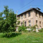 Alte Schule in Kirch-Siebnach Karte Punkt 18
