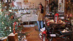 Ingrids Seifenküche, so nennt die gleichnamige Inhaberin ihren Naturseifeladen. Besuch ist ihr dort immer willkommen, ein kurzer Anruf vorher genügt