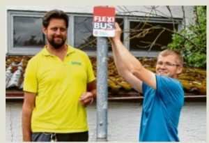 Stefan Hofberger (links) und Andreas Schwarzenbacher